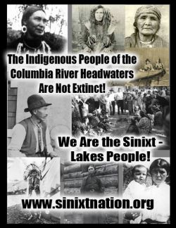 Sinixt Nation Press Release and Statement