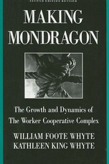 Seminal text on Mondragon's worker cooperatives