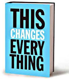 'This Changes Everything', by Naomi Klein
